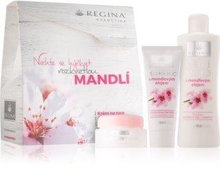 Regina Almond set cosmetice (ten uscat )