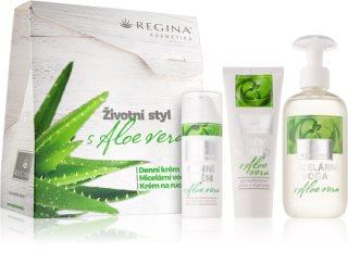 Regina Aloe Vera coffret cosmétique (pour tous types de peau)