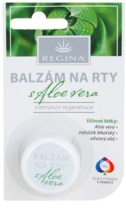 Regina Aloe Vera Moisturizing Lip Balm With Aloe Vera