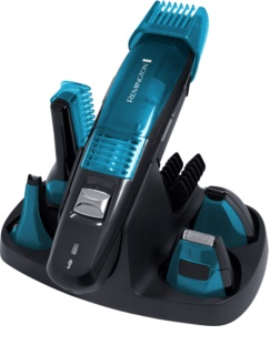 Remington Vacuum  PG6070 kit per la rasatura per barba e corpo 5 in 1