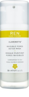 REN Clarimatte™ Detoxifying Facial Mask For Mixed And Oily Skin