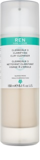 REN ClearCalm 3 Cleansing Care With Clay