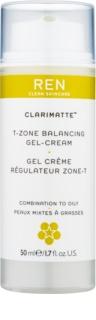 REN Clarimatte™ легкий зволожуючий гель-крем з матуючим ефектом
