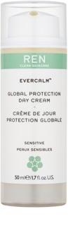 REN Evercalm захисний денний крем для чутливої шкіри