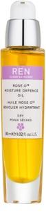 REN Moisture Hydraterende Olie  voor Droge Huid