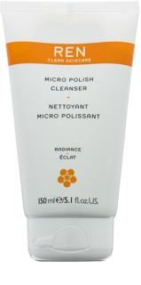 REN Radiance Gentle Cream Cleanser With Micro - Pearls