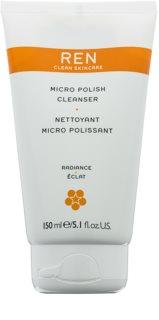 REN Radiance ніжчий очищуючий крем з мікро-перлинами