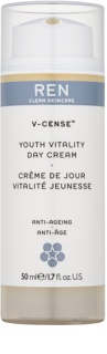 REN V-cense Revitalizing Day Cream With Rejuvenating Effect
