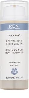 REN V-cense Revitaliserende Nachtcrème met Verjongende Effect