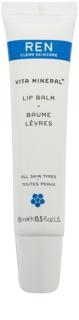 REN Vita Mineral Balsem voor droge en gebarsten Lippen