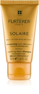 Rene Furterer Solaire Nourishing Shampoo for Hair Damaged by Chlorine, Sun & Salt