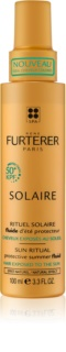 Rene Furterer Solaire fluid nawilżająco-ochronny do włosów osłabionych działaniem chloru, słońca i słonej wody