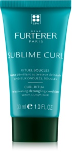 René Furterer Sublime Curl balsam de păr pentru definirea buclelor