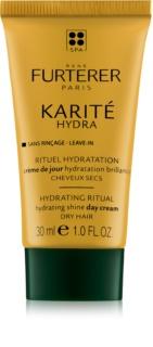 Rene Furterer Karité Hydra cuidado hidratante brilhar para cabelos secos e quebradiços