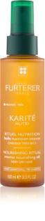 Rene Furterer Karité Nutri óleo intensamente nutritivo para cabelo muito seco para cabelos muito secos