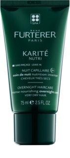 Rene Furterer Karité Nutri tratamiento intensivo de noche  para cabello muy seco