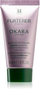 Rene Furterer Okara Silver Tönungsconditioner für graues Haar