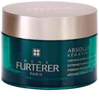 Rene Furterer Absolue Kératine masque rénovateur pour cheveux ultra-abîmés