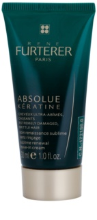 René Furterer Absolue Kératine Renewal Leave-In Cream For Extremely Damaged Hair