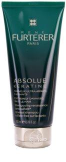 Rene Furterer Absolue Kératine shampoo ricostituente  per capelli molto rovinati