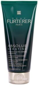 René Furterer Absolue Kératine відновлюючий шампунь для сильно пошкодженого волосся