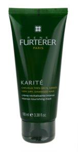 Rene Furterer Karité máscara nutritiva para cabelo seco e danificado