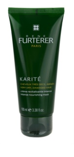 Rene Furterer Karité Nourishing Mask For Very Dry And Damaged Hair