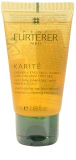 Rene Furterer Karité champô nutritivo para cabelo seco a danificado