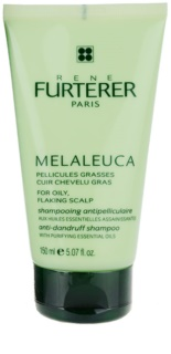 Rene Furterer Melaleuca shampoo contro la forfora grassa