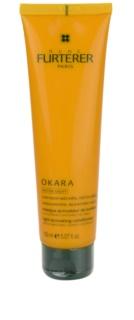Rene Furterer Okara Active Light masca hranitoare pentru parul blond cu suvite