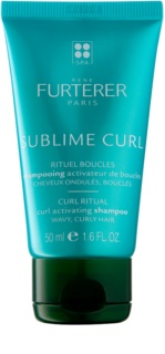 Rene Furterer Sublime Curl Enhancing Shampoo for Naturally Curly Hair