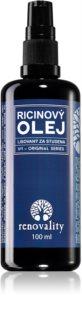Renovality Original Series ricínový olej lisovaný za studena