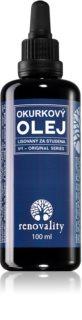 Renovality Original Series olio di cetriolo spremuto a freddo