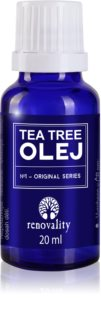 Renovality Original Series olio essenziale di tea tree