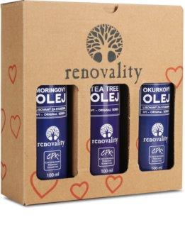 Renovality Original Series coffret cosmétique V. (pour peaux à problèmes)