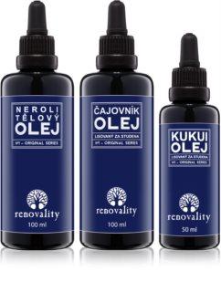 Renovality Original Series Kosmetik-Set  VII. (gegen Hautalterung) für Damen