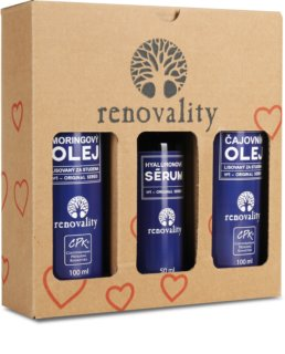 Renovality Original Series Cosmetic Set III. (for Oily Skin)