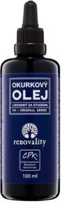 Renovality Original Series okurkový olej lisovaný za studena