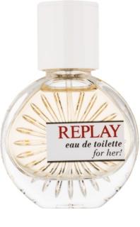 Replay for Her eau de toilette pentru femei 20 ml