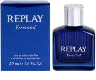Replay Essential Eau de Toilette voor Mannen 30 ml