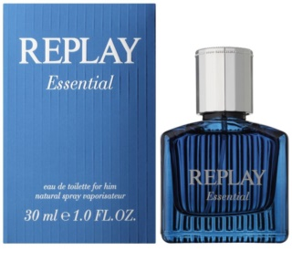 Replay Essential Eau de Toilette voor Mannen 30 ml