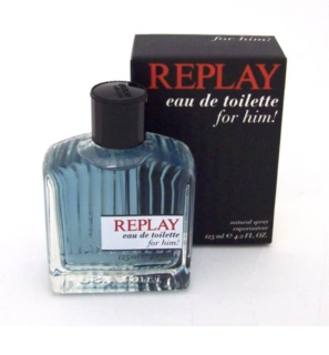 Replay for Him eau de toilette para hombre 50 ml
