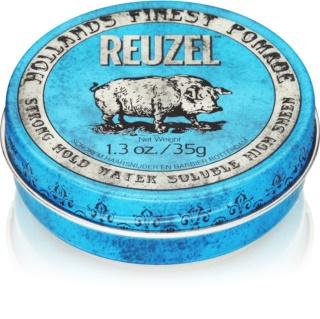 Reuzel Blue kenőcs a hajra erős szilárdulással