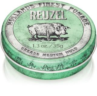 Reuzel Green Hair Pomade Medium Firming