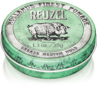 Reuzel Hollands Finest Pomade Grease pomada do włosów medium