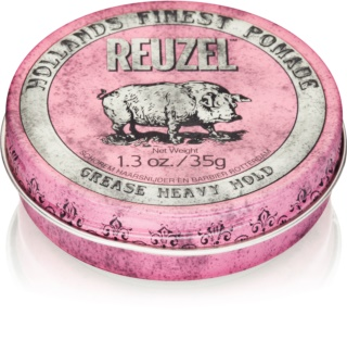 Reuzel Hollands Finest Pomade Grease pommade cheveux fixation forte