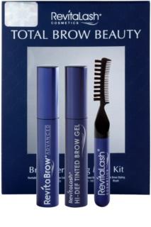 RevitaLash Total Brow Beauty zestaw kosmetyków I.