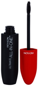 Revlon Cosmetics Ultimate All-In-One™ Volumenmascara mit Verlängerungseffekt und Wimperntrennung