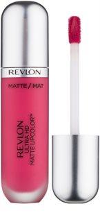 Revlon Cosmetics Ultra HD labial color intenso acabado mate