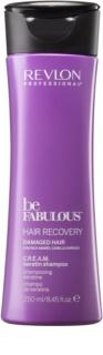 Revlon Professional Be Fabulous Hair Recovery champô cremoso para cabelo muito seco